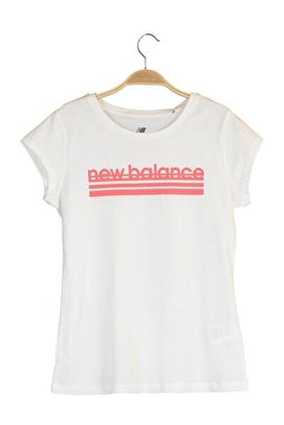 Kadın T-Shirt - NB VOM TEE - V-WTT918-WT