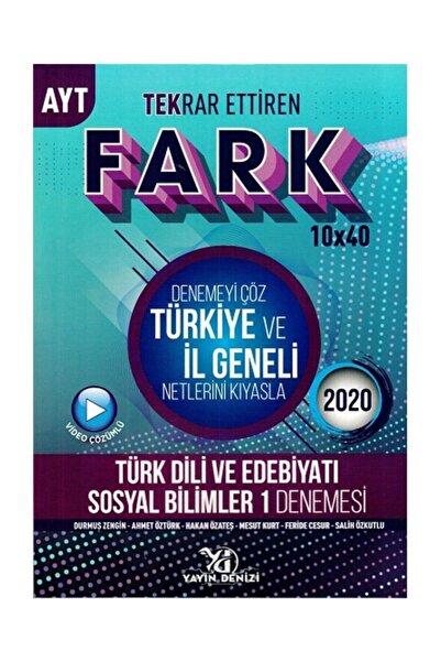 Ayt Türk Dili Ve Edebiyatı Sosyal Bilimler Denemesi