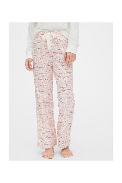 GAP Kadın Desenli Pijama Altı 517313