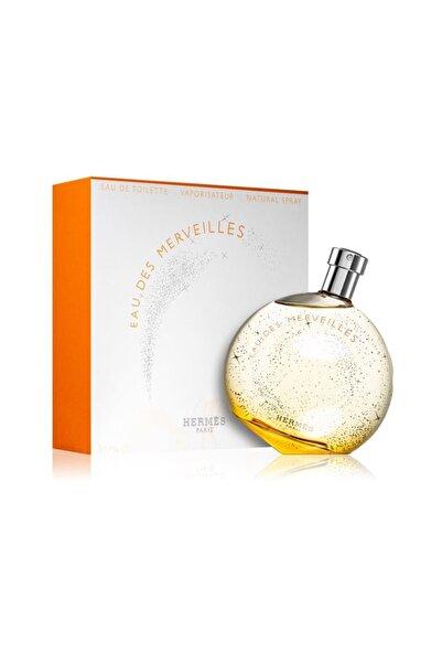 Hermes Eau Des Merveilles Edt 100 ml Kadın Parfümü 3346131796861