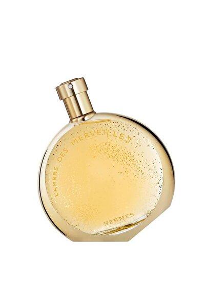 Hermes L Ambre Des Merveilles Edp 100 ml Kadın Parfümü 3346131796922