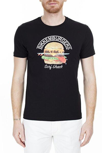 Bikkembergs T Shirt Erkek T Shirt C7001D4E1814C74