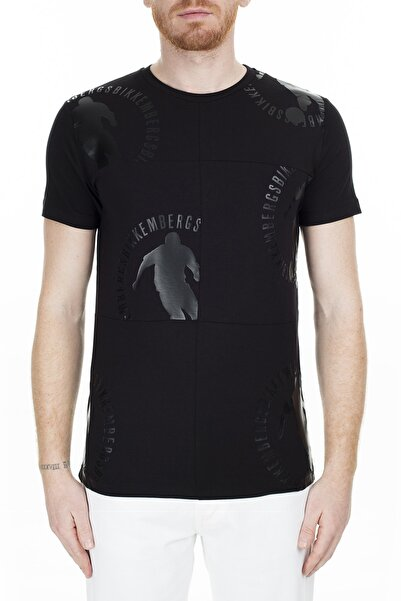 Bikkembergs T Shirt Erkek T Shirt C4055A5E1823C74