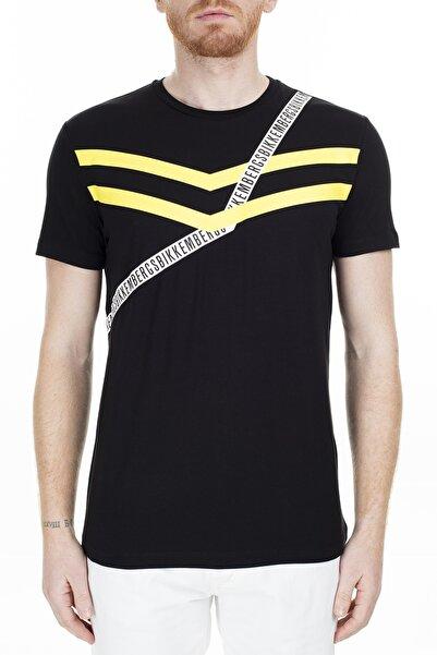 Bikkembergs T Shirt Erkek T Shirt C700128E1814C74