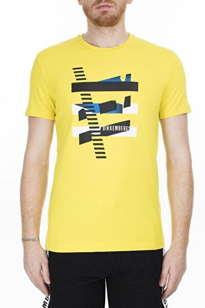 Bikkembergs T Shirt Erkek T Shirt C700152E1814I10