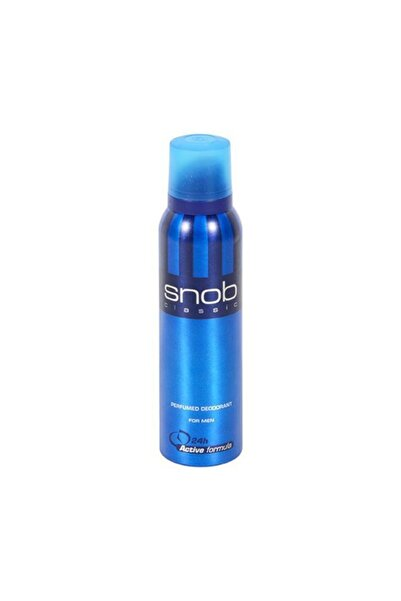 Snob For Men Classic Deodorant 150ml