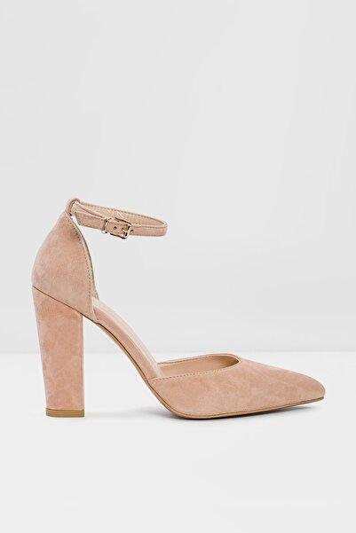 Aldo NICHOLES Bej Kadın Topuklu Ayakkabı