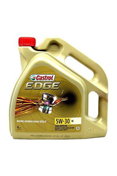 CASTROL Edge 5w-30 M 4 lt Motor Yağı