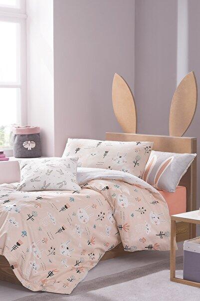 Yataş Bedding Bunny Ranforce Çocuk Nevresim Takımı