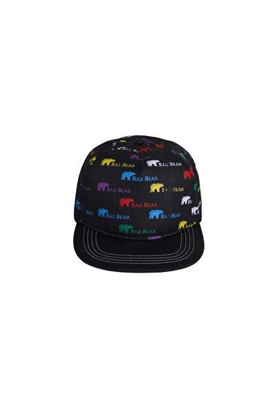 Bad Bear Siyah Erkek Şapka ADVERT CAP NIGHT
