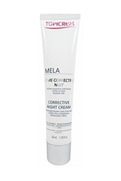 Mela Corrective Night Cream 40ml