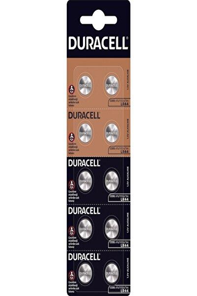 Duracell LR 44 Pil 10'lu