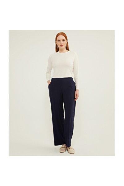 Aker Kadın Lacivert Pantolon V37210129