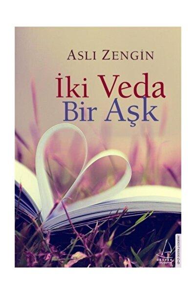 Destek Yayınları İki Veda Bir Aşk