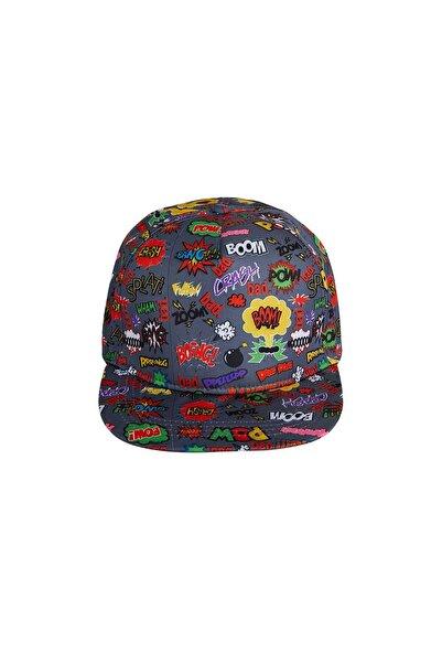 Bad Bear Erkek Şapka COMIC CAP  RAVEN