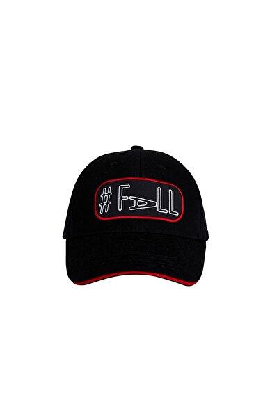 Bad Bear Siyah Erkek Şapka FALL CAP NIGHT