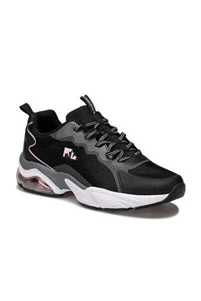 Grındel Wmn Siyah Kadın Sneaker Ayakkabı