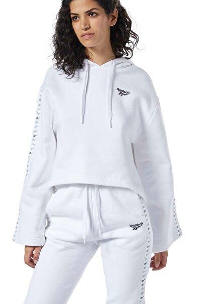 Reebok CL V P HOODIE Beyaz Kadın Sweatshirt 100584407