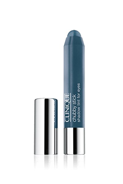 Clinique Kalem Göz Farı - Chubby Stick Shadow 10 Big Blue 3 g 020714577964