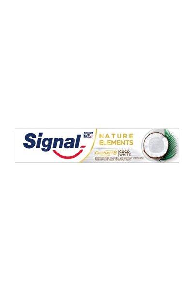 Signal Nature Elements Hindistan Cevizi Özlü Diş Macunu 75 ml
