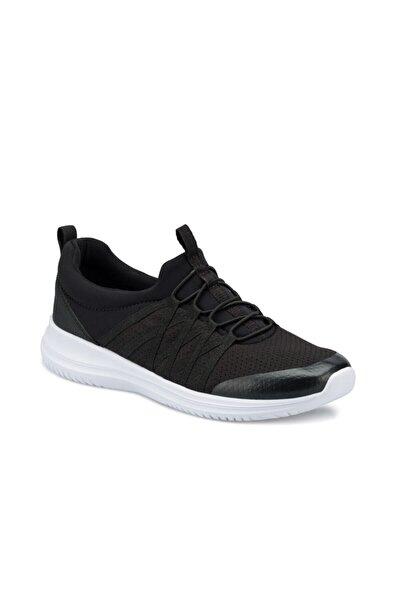 Kinetix Peny W Siyah Kadın Comfort Ayakkabı