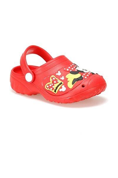 Minnie Mouse Kırmızı Kız Çocuk Terlik
