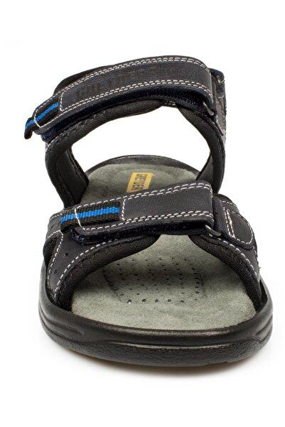 Filet Lacivert Çocuk Sandalet 97024