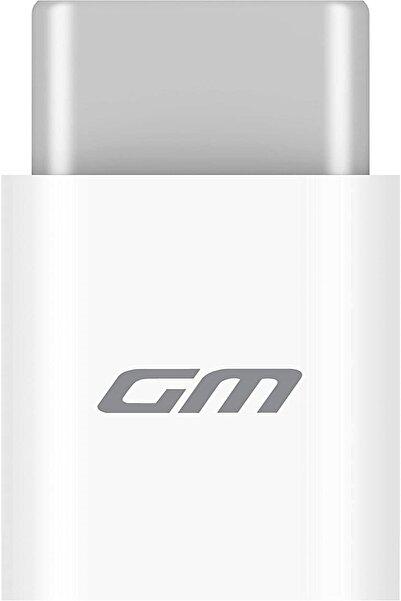 General Mobile M100372 Micro Usb - Type C Dönüştürücü ( Türkiye Garantili)