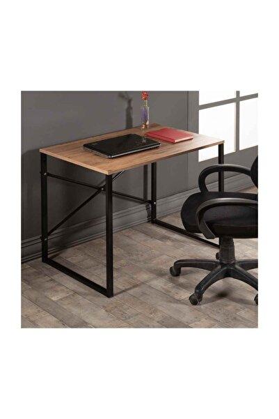 AYALİNA Çalışma Masası Ofis Masası Metal Ayaklı Masa