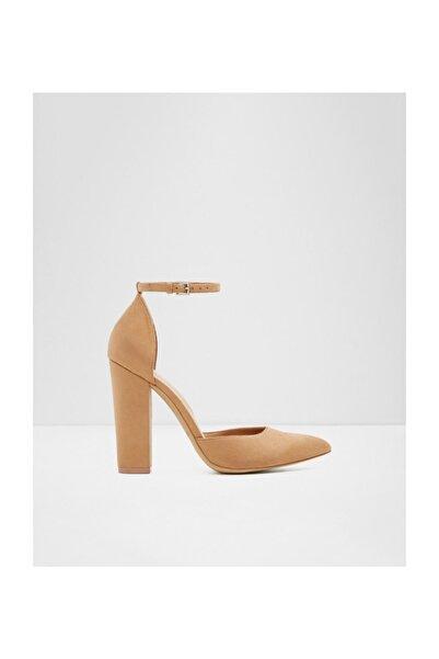 Aldo Süet Taba Kadın Klasik Ayakkabı 73926