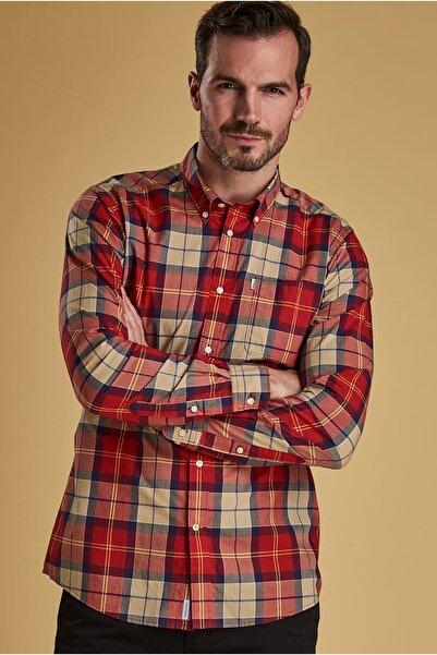 Barbour Toward L/s Shirt Red Gömlek