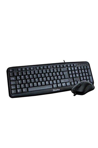 Piranha 2325 Klavye Mouse Seti