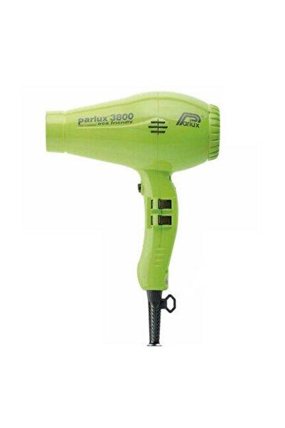 Parlux 3800 Eco Friendly Ionic & Ceramic Fön Makinesi Green Yeşil