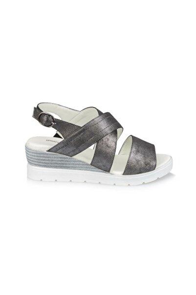 Polaris TRV910042 Antrasit Kadın Sandalet 100377212