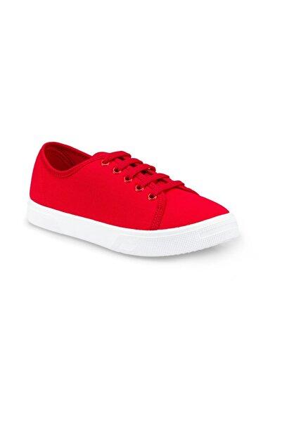 Polaris 91.313424.Z Kırmızı Kadın Sneaker Ayakkabı