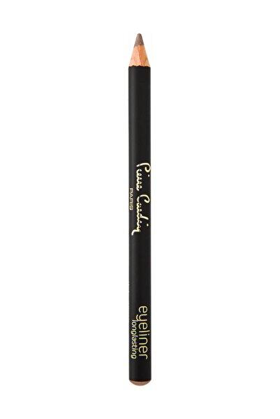 Pierre Cardin Uzun Süre Kalıcı Göz Kalemi - Longlasting Eyeliner Açık Kahve 8680570259903