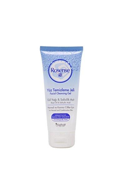 Rosense Gülyağı&salisilik Asit Yüz Temizleme Jeli/facial Cleansing Gel 100ml