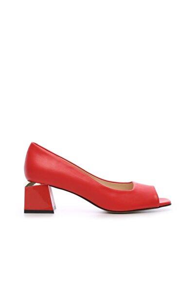 KEMAL TANCA Kadın Vegan Abiye Ayakkabı 22 6292 BN AYK Y19