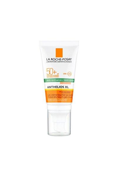 La Roche Posay Güneş Kremi 50 ml 2 Adet Anthelios Dry Touch Tinted Spf 50+ 50 ML