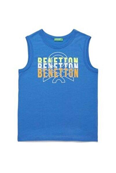 012 Benetton Yazılı Atlet