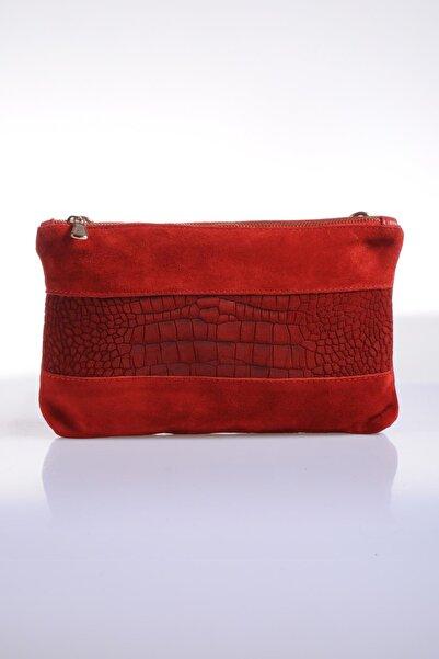 Sergio Giorgianni Kadın Kırmızı Omuz Çantası sgzd3577-1-red