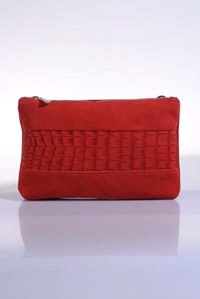 Sergio Giorgianni Kadın Kırmızı Omuz Çantası sgzd3577-1-nar