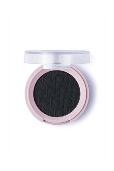 Flormar Göz Farı - Pretty By Single Eye Shadow 12 Dark Grey 8690604466023