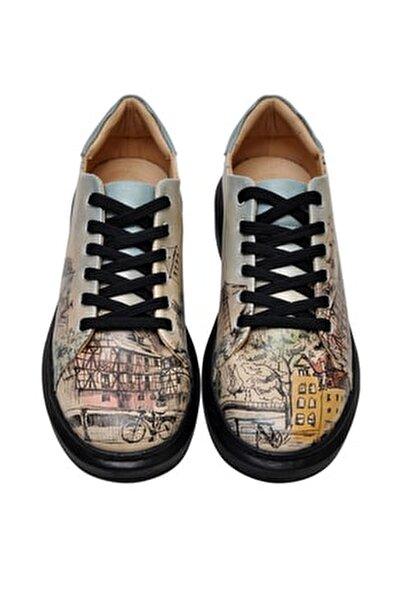 Multi Kadın Oxford Ayakkabı 1DGOW2020016