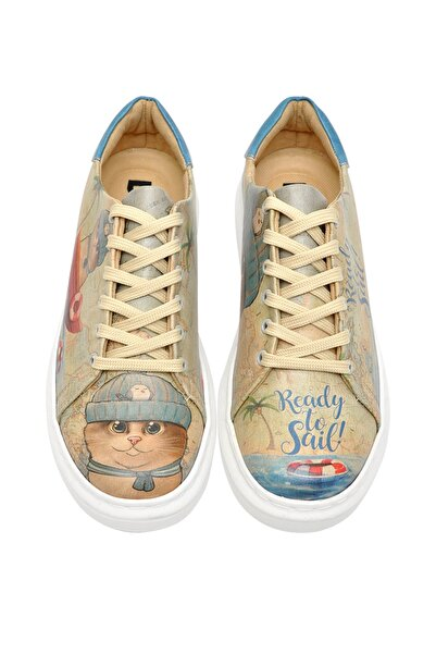 Dogo Ready To Sail Kadın Sneaker dgs020-myr018