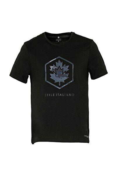 lumberjack 100512512-syh  0m M-1839 Twiggy Kk Tshırt Erkek T-shirt