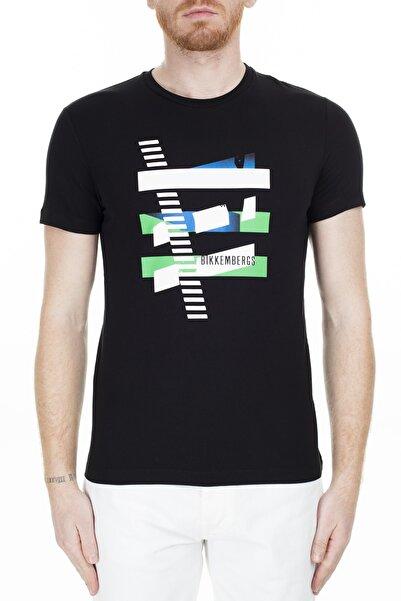 Bikkembergs T Shirt Erkek T Shirt C700152E1814C74