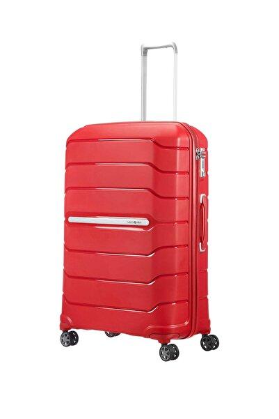 Samsonite Kırmızı Unisex Flux - Spinner 75 Cm Büyük Boy Valiz 32859