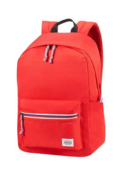 American Tourister Kırmızı Unisex Upbeat - Sırt Çantası 54020