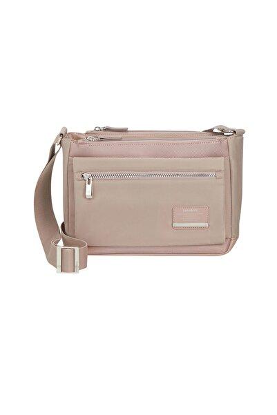 Samsonite Pembe Unisex Openroad Chic Horiz Shoulder Bag 72545